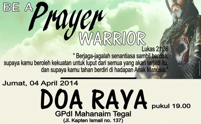 Doa Raya