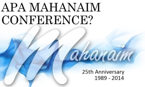 MAHANAIM CONFERENCE 2014 - 1
